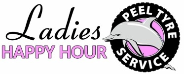 ladies happy hour logo